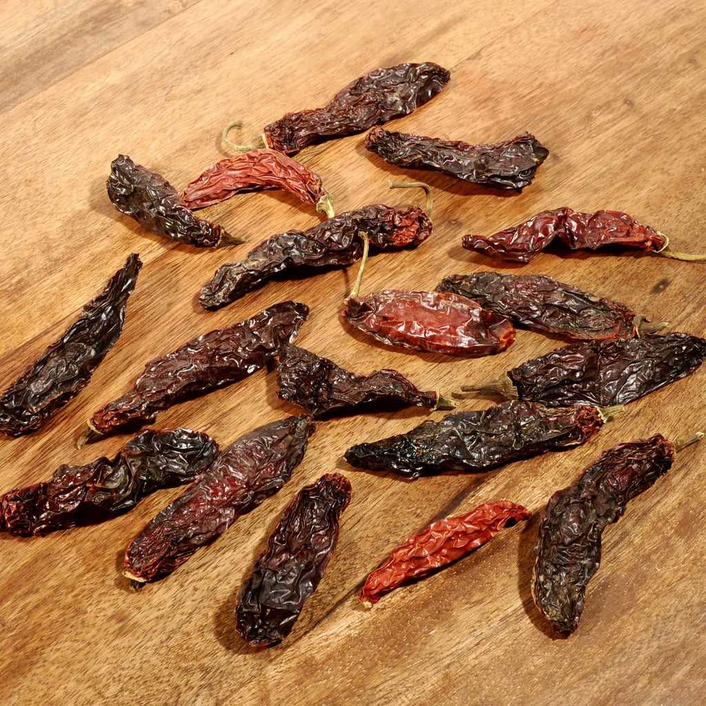 Serrano Peppers - Dried