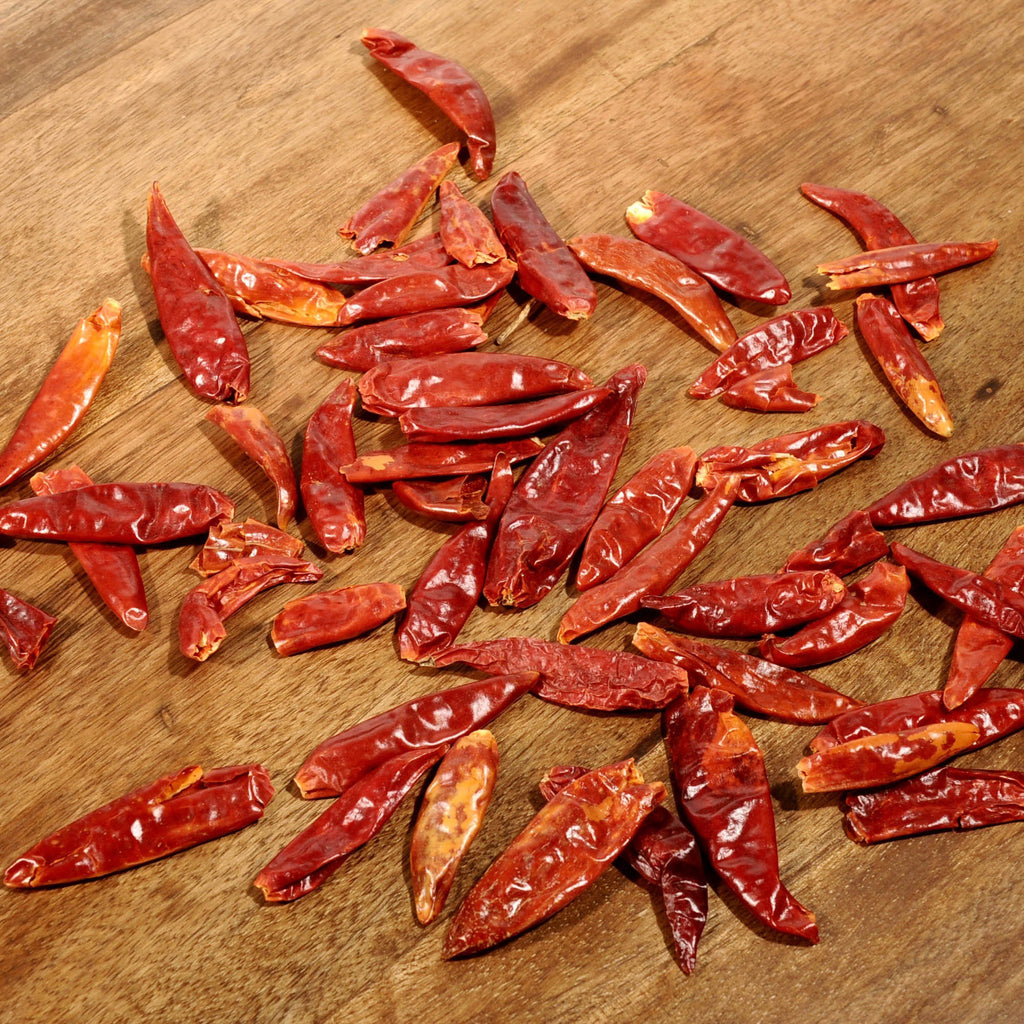TienTsin Chile Peppers - Dried