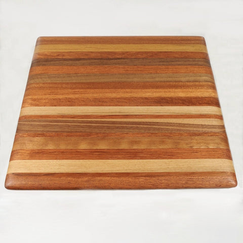 Serving Board - Artisan Wood - Square-Accessories-SKORDO