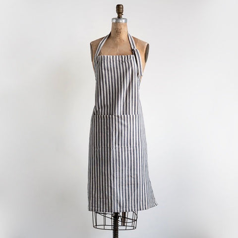 Grayson Striped Apron
