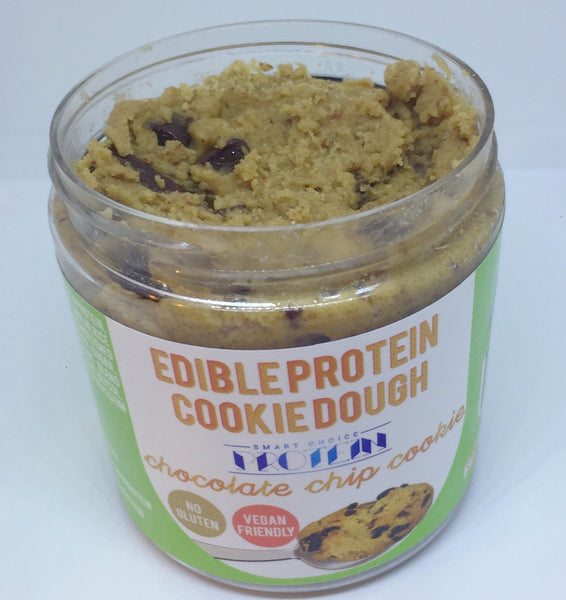 VEGAN Chocolate Chip Cookie Edible Cookie Dough