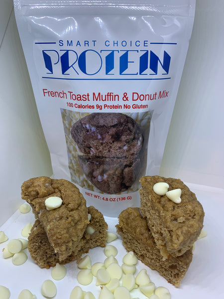 French Toast Muffin & Donut Mix