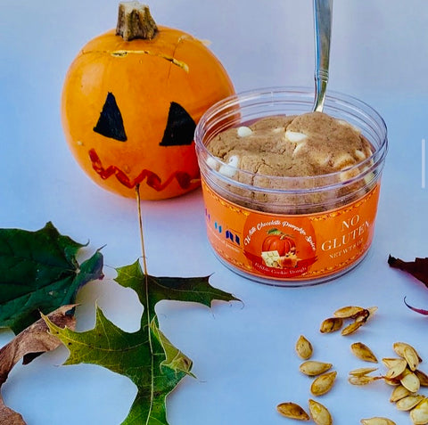 Pumpkin Spice Cookie Dough Multi Pack (3 Jars) *LIMITED EDITION*