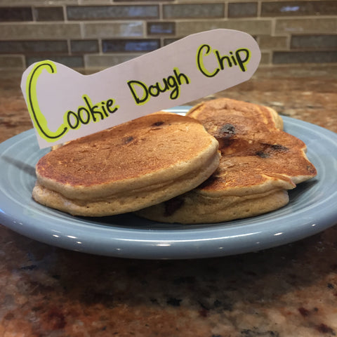 Cookie Dough Chip Pancake Mix