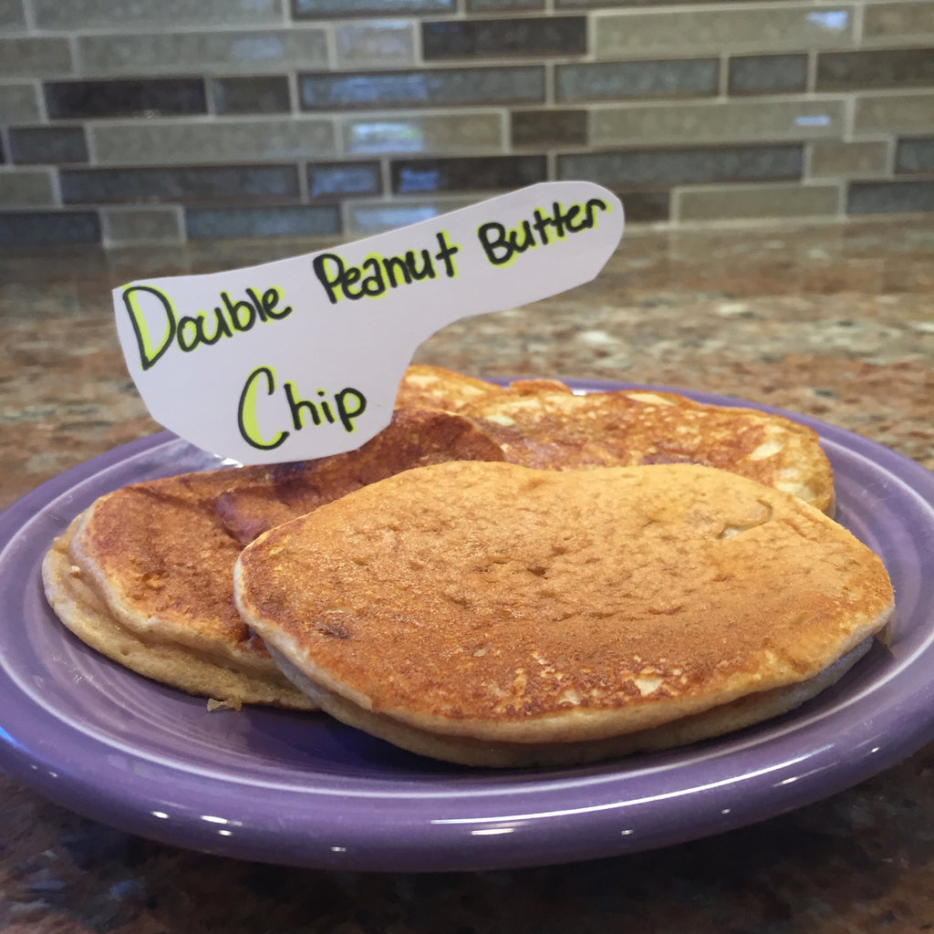 Double Peanut Butter Chip Pancake Mix
