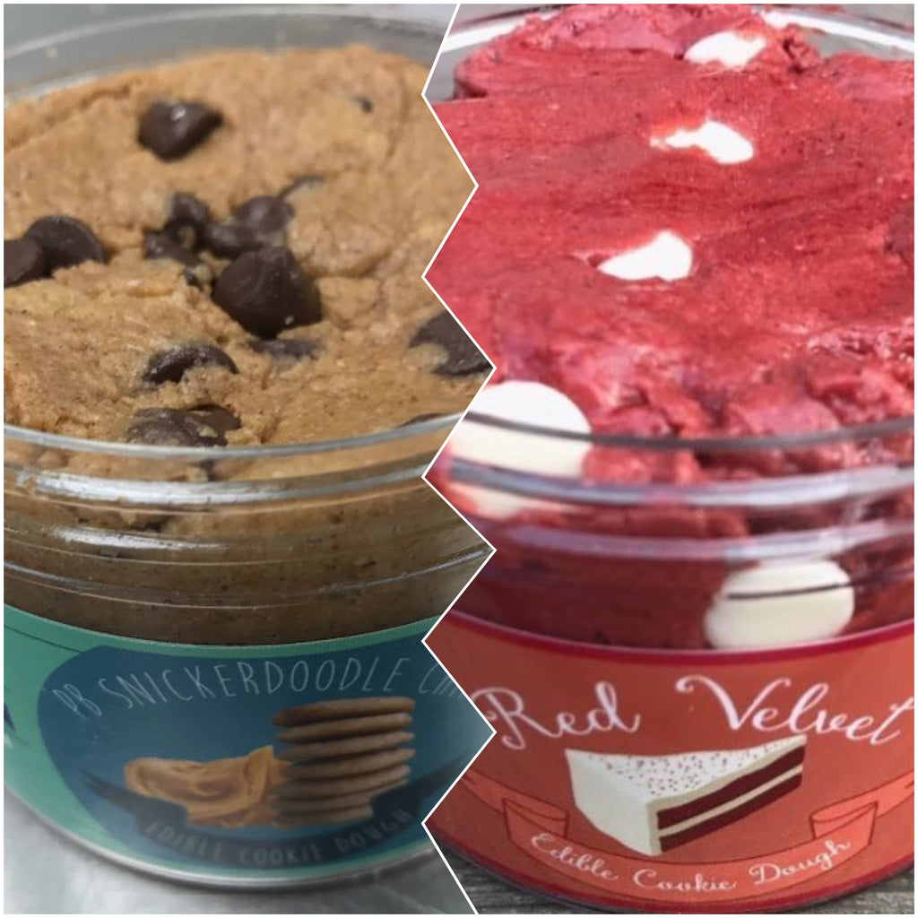 Red Velvet & Snickerdoodle Multi Pack