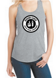 Good Luck with Your Vaccines! Racerback Tank
