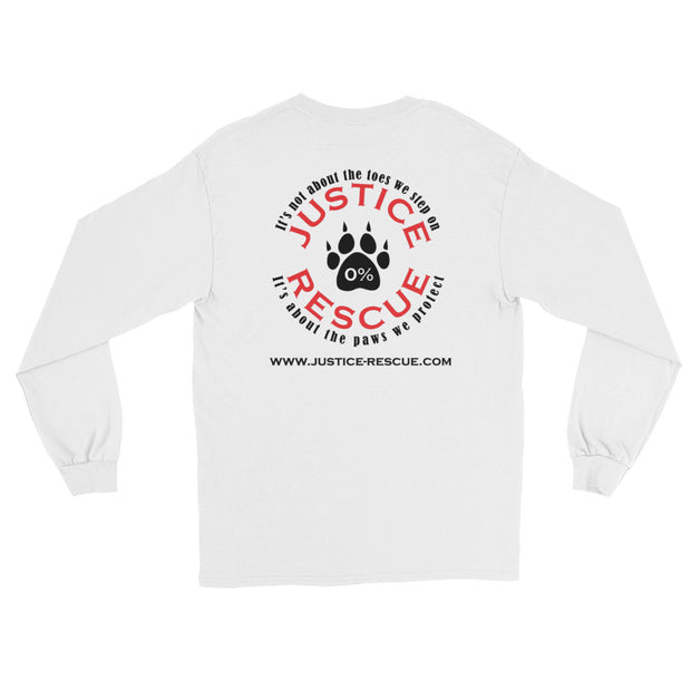 """I Love Pitbulls"" Long Sleeve Unisex T-Shirt"