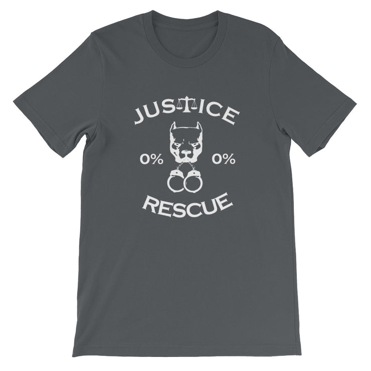 """Classic Justice Rescue"" Short-Sleeve Unisex T-Shirt"