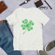 4 Leaf Clover Short-Sleeve Unisex T-Shirt