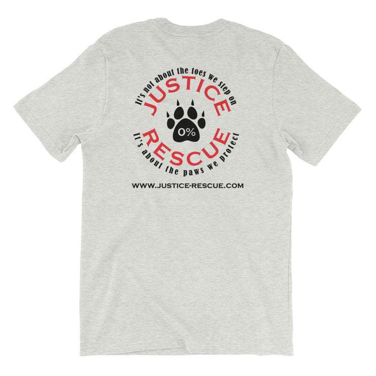 """Life Is Better With A Chi"" Short-Sleeve Unisex T-Shirt"