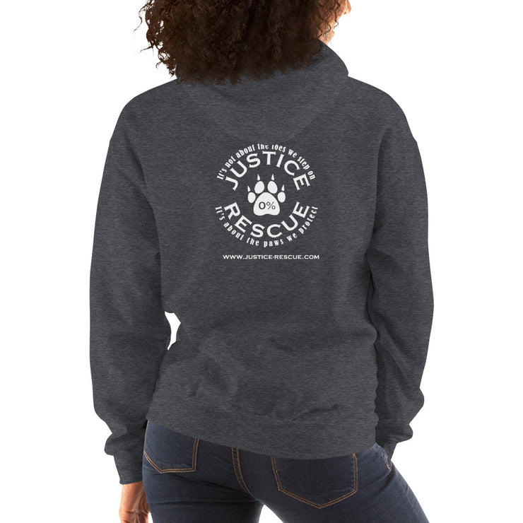 Dog Mother, Wine Lover Unisex Hoodie