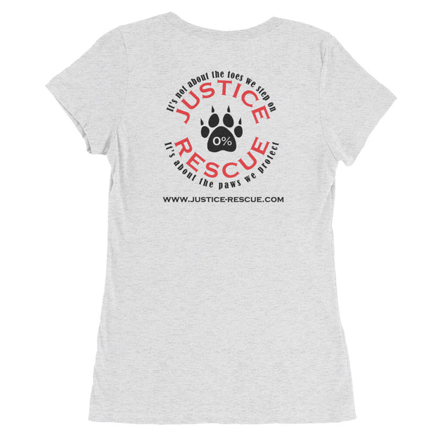 """Am I Pugging You?"" Ladies' short sleeve t-shirt"