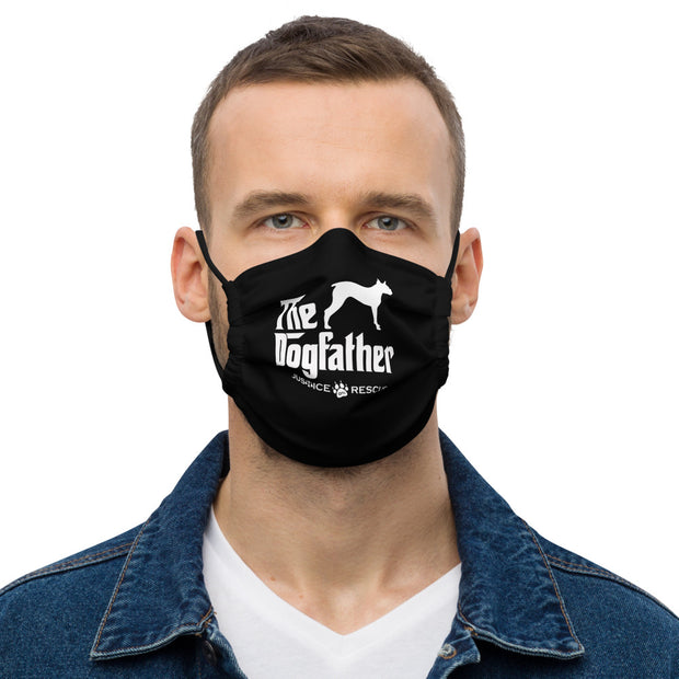 Dogfather Premium Face Mask