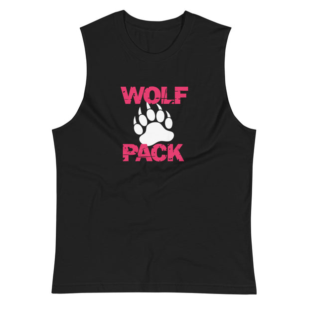 Wolf Pack Muscle Shirt