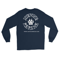 """Classic Justice Rescue"" Long Sleeve Unisex T-Shirt"