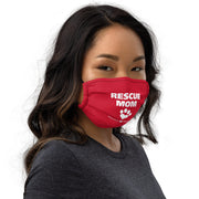 Rescue Mom Premium Face Mask