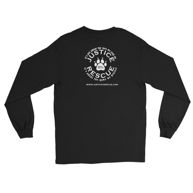Fur Mama Long Sleeve T-Shirt - Multiple Colors