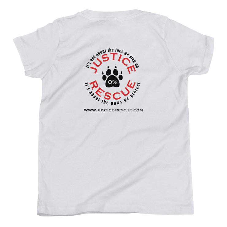 Pack Leader Youth Short Sleeve T-Shirt