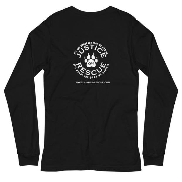 Dog Mother, Wine Lover Unisex Long Sleeve Tee