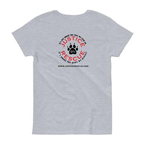 Every Dog Matters Women's short sleeve t-shirt