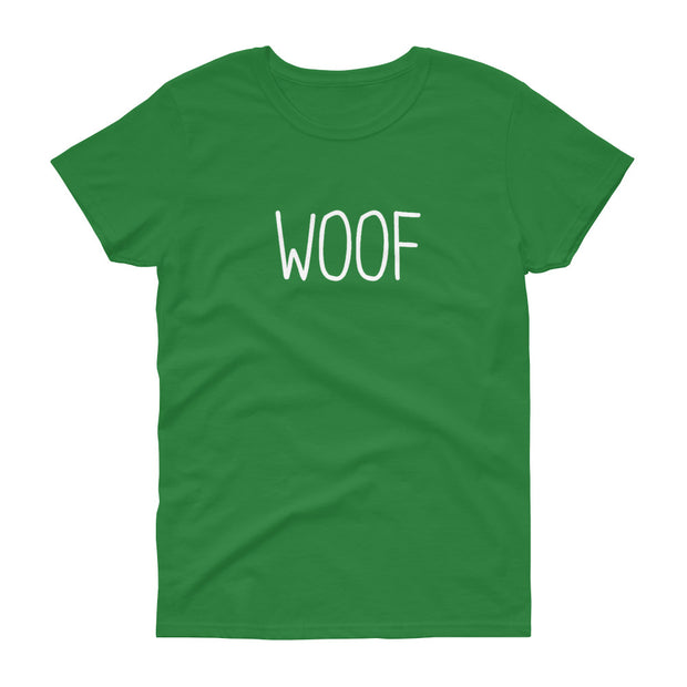 WOOF Women's short sleeve t-shirt