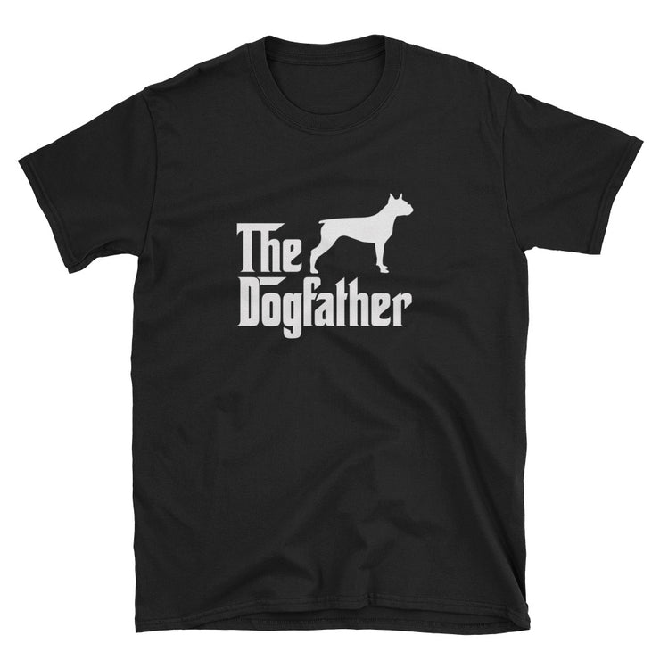 Dog Father Short-Sleeve Unisex T-Shirt