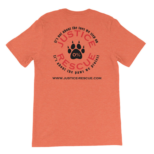 """Dog Dag"" Short-Sleeve Unisex T-Shirt"