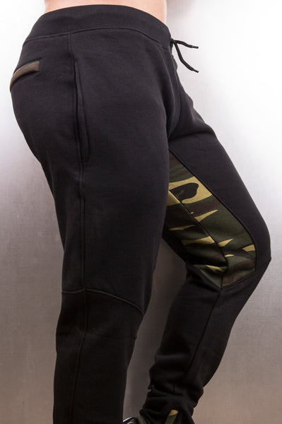 Stealth Fitted Joggers *ONLY 1 LEFT*