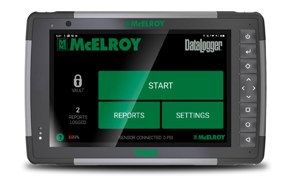 McElroy DataLogger Provides Even Better Backup Features