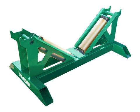 "54"" LOW PROFILE ROLLER ASSY"