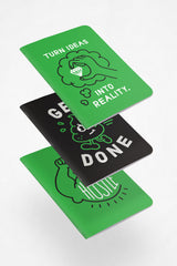 Get Sh*t Done Notebook Pack (3 in 1)