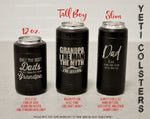 Father's Day Engraved Yeti Tumbler | Gift for Dad and Grandpa