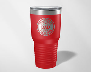 Engraved Father's Day Tumbler | Gift for Grandpa