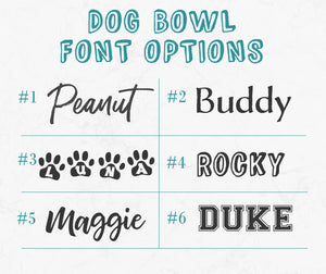 Engraved Yeti Dog Bowl | Personalized Pet Bowl - Intricut Creations
