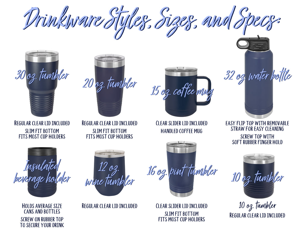 Always BEE Humble and Kind Engraved Tumbler | Gift for Her