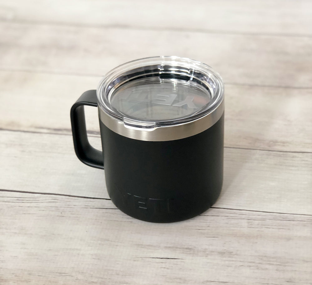 Engraved Yeti Coffee Mug | Personalized Camping Mug - Intricut Creations