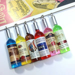 Wine Bottle Key Rings - ensomart