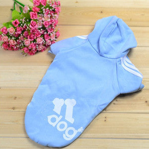 Adidog Dog Clothes - ensomart