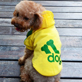 Adidog Dog Clothes