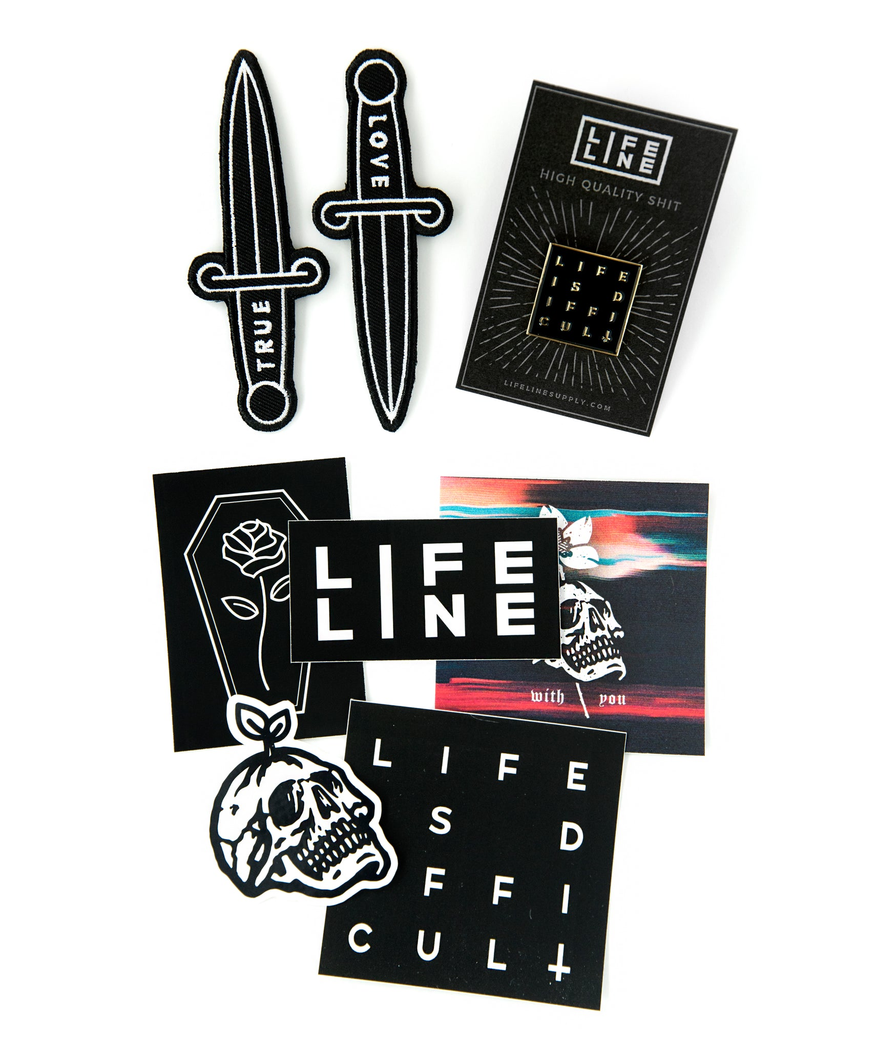 'Forever 27 Club' Accessory Pack
