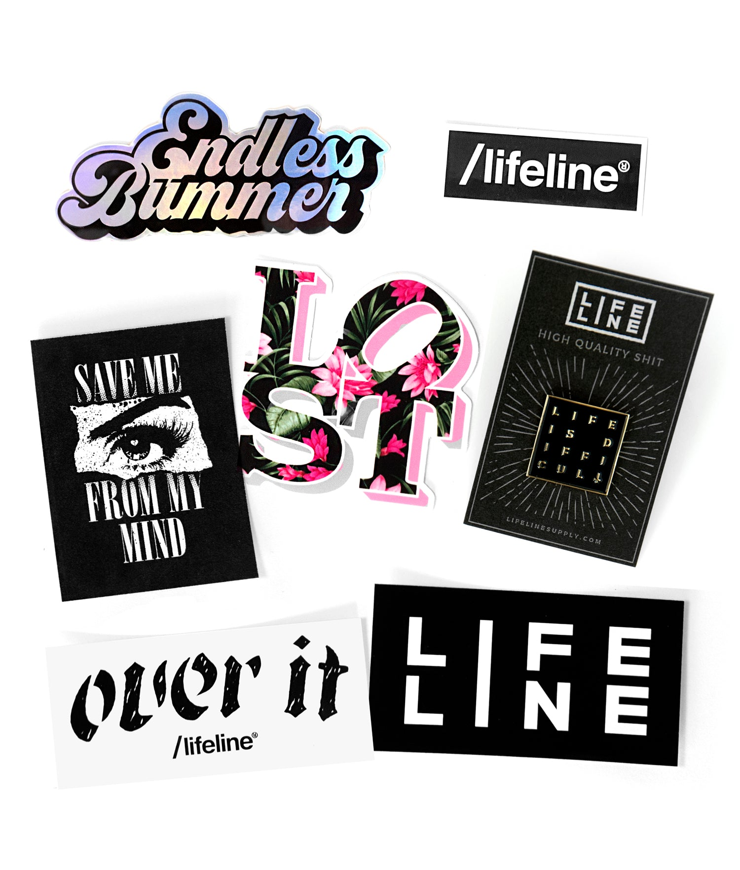 'Endless Summer' Accessory Pack
