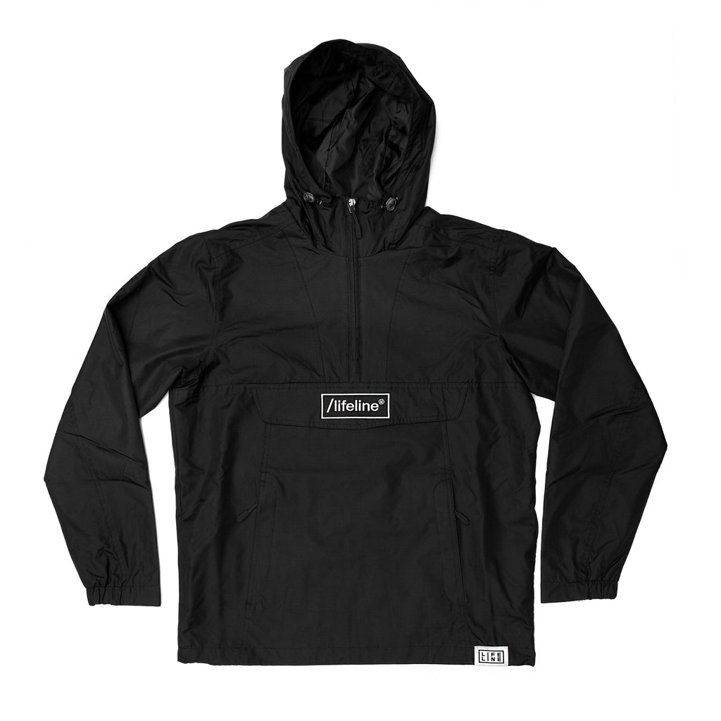 'Rain On Me' Anorak Jacket