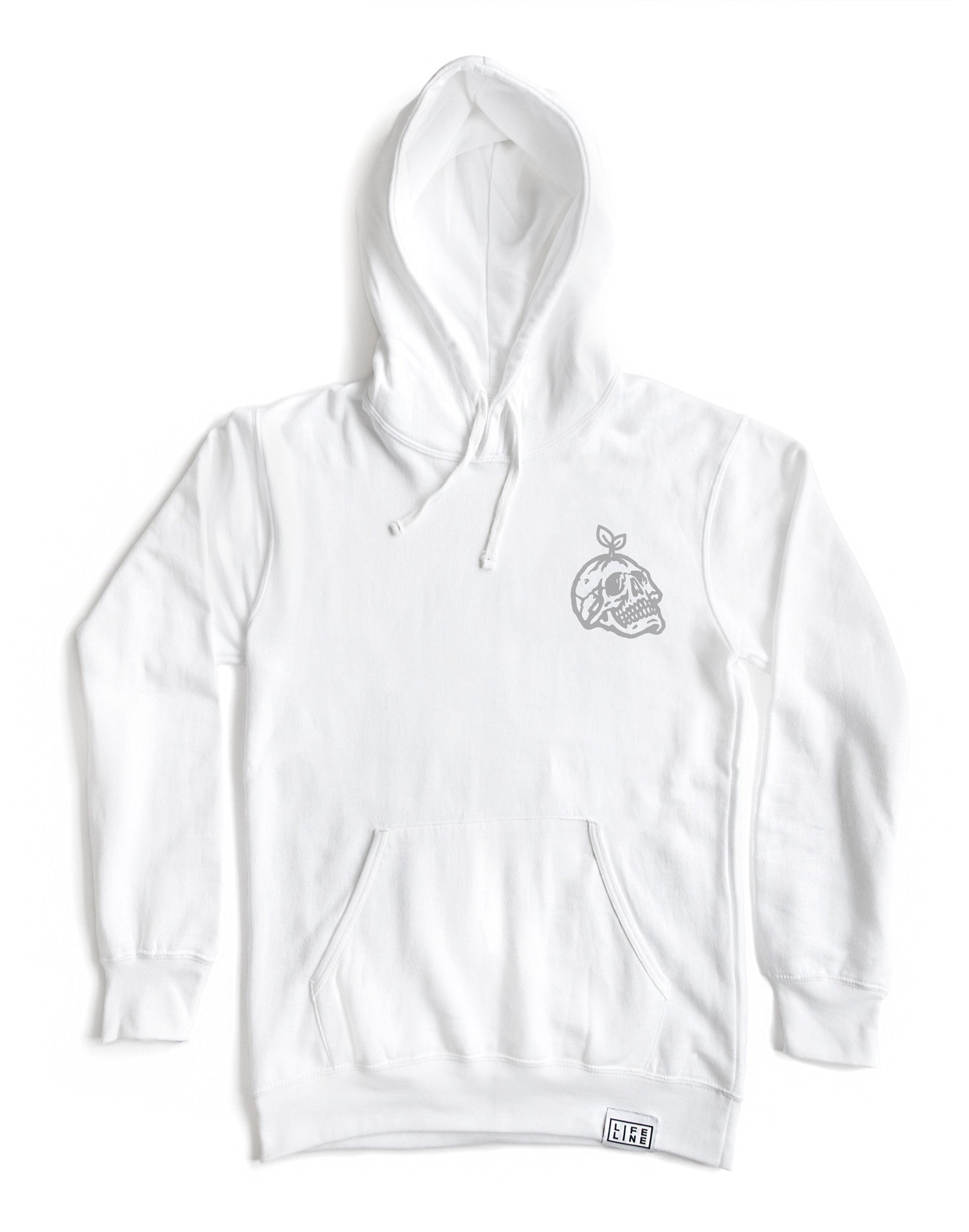 'Starting Over' Whiteout Edition Pullover Hoodie