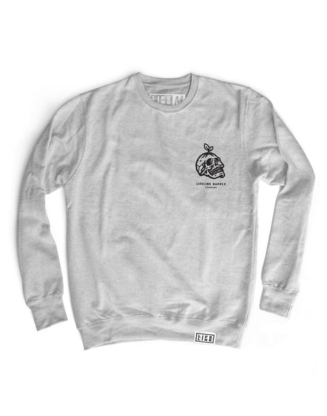 'Starting Over' Crewneck Sweater