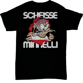 Scheisse Minnelli - Powell - full color t shirt