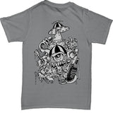 RKL -RKaLiens Alien Grey shirt
