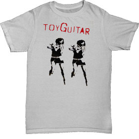 Toy Guitar - Dance t shirt