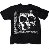 Negative Approach - 7 inch cover T shirt