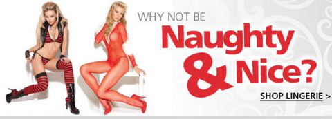Why not be Naughty & Nice?